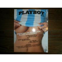 Revista Playboy Argentina Junio 2006 Mundial No Penthouse
