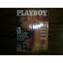 Revista Playboy Mayo 1992 Monica Guido La Toya Jackson