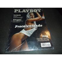 Revista Playboy Argentina Precalentando N 116