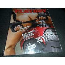 Revista Playboy Argentina Fantasias Sobre Ruedas N 82