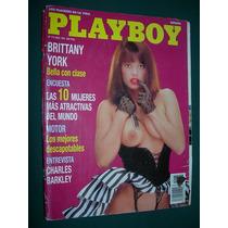 Revista Playboy España 175 Demi Moore Britanny York Owens
