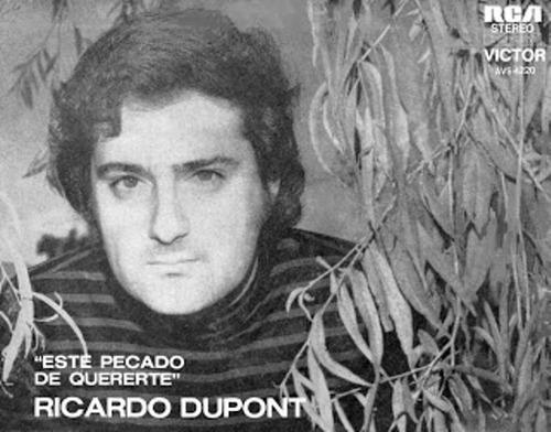 Ricardo Dupont -chiquilina, Que Rabia/este Pecado De Querert