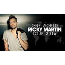 Entradas Ricky Martin Velez Campo Platea El Mejor Precio