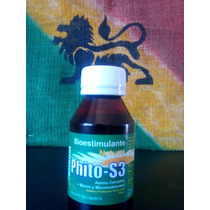 Phito - S3 100 Cc - No Delta 9 - Bioestimulante Floracion