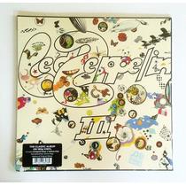 Led Zeppelin 3 Importado Vinilo 180 Gm Lp Nuevo Sellado