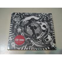 Gustavo Cerati Ahi Vamos Cd + Dvd Nuevo Oferta Soda Stereo