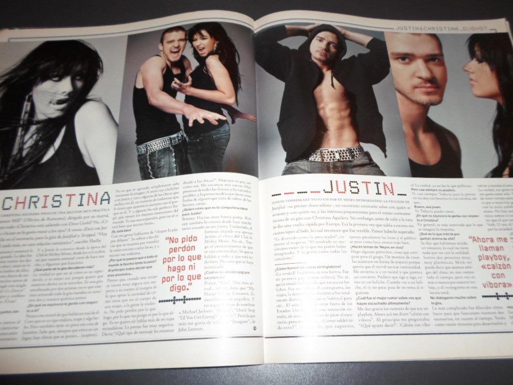 Justin and christina ep