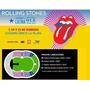 Entrada Campo Rolling Stones 10 Y 13 Reputacion 100% +