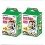 Rollos De 40 Fotos P/camara Fujifilm Instax Mini 8