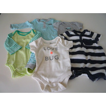 Combo Usados Carters Y Gap Talle: 0 A 3 Meses
