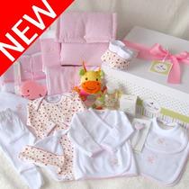 Ajuar Lujo Premium Ropa Bebe Regalo Nacimiento Personalizado