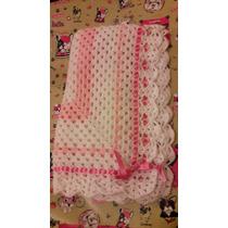 Mantas De Bebe Tejidas A Crochet