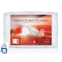 Edredon Duvet King Mod 50/50 Pluma De Ganso