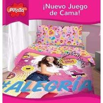 Sabanas Infantiles Soy Luna - Original Piñata Disney