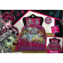 Cover Quilt Disney + Funda + Sabanas + Toallon Monster High