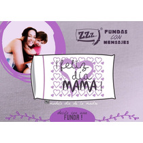 Fundas Simples Almohadas Con Mensajes Para Mamá