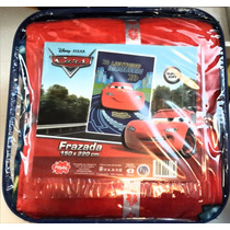 Frazada Polar Infantil Cars Piñata Original!!!