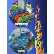 Juego Sabanas Infantiles Disneyminie,hot Wells Barby,h.araña