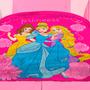 Frazada Piñata Microfibra P.sofia!princesas ,frozen 760$