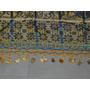 Antiguo Cubrecama De Seda China