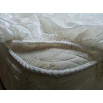 Cubre Colchón Plástico Impermeable 1 1/2 Plazas