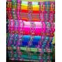 Aguayos De 1,15x1,10cm - Variedad De Guardas Y Colores