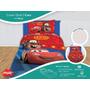 Cover Infantil Disney Piñata Quilt Cars Minnie Mickey Oferta