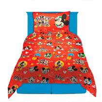 Acolchado Infantil 1 1/2 Plaza Mickey Disney