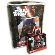 Acolchado + Juego De Sabanas Star Wars Piñata Original
