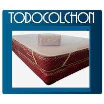 Funda Cubre Colchon Suavestar Impermeable 140 X 190 2 Plazas