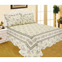 Quilt- Cover- Cubrecama Estampado Twin - 1 1/2 Pl. Liberty