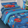 Sabanas Infantiles + Acolchado Disney Piñata Cars Mickey Kit