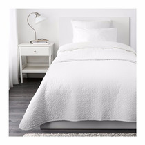 Ikea - Acolchado Sueco+ Fundas Alina Twin / Full Rellenables