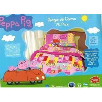 Sabanas Disney Piñata 1 1/2. Frozen, Cars, Peppa.... Y Mas!