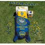 Acolchado Boca Juniors Oficial 1 1/2 Plaza