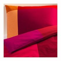 Ikea- Acolchado + Almohadas Sueco Brunkrissla Twin 100% Alg.