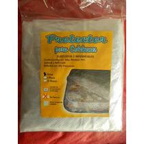 Funda Cubre Colchon Impermeable / Pvc Atoxico