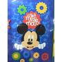 Frazada Microfibra Coral Mickey Mouse Disney Almacen Sonrisa