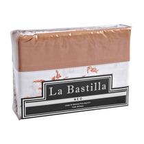 Juego De Sabanas La Bastilla Neo 100% Algodon 1 1/2 Plazas A