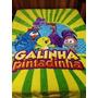 Gallina Pintadita Cobertor Infantil De 1 Pza Polar Exc Calid