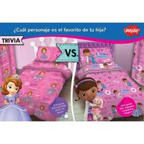 Sabanas Infantiles Sofia Peppa Doc Juguetes Piñata