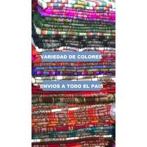 Aguayos Figuras Incaicas De 2,40x1,30cm Variedad De Colores