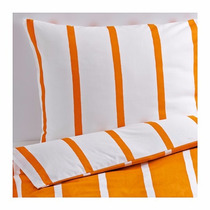 Ikea - Acolchado Y Almohad Sueco Tuvbräcka King 100% Algod.