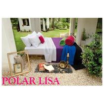 Frazadas 1 1/2 Plazas Polar Lisa