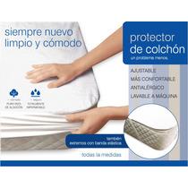 Protector De Colchón Impermeable Para Practicuna 0.70 X 1.00