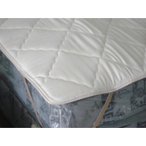 Pilow Protector Colchon King Size 200x200 Antialergico Meyer