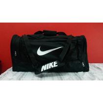 Bolso Deportivo Nike Negro