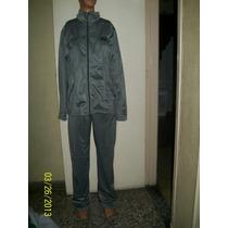 Conjunto Jogging Acetato Hombre T L A Xxl $ 950