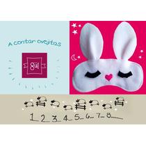 Antifaz Para Dormir Conejo (chicos)