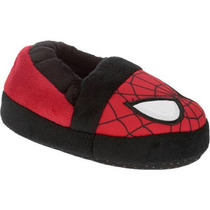 Pantuflas Spiderman